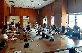 Μουσικό Εργαστήριο στην Π.Ε Ηλείας στο πλαίσιο του έργου «Cross the Gap: Προσβασιμότητα για κοινωνική και πολιτιστική ένταξη»