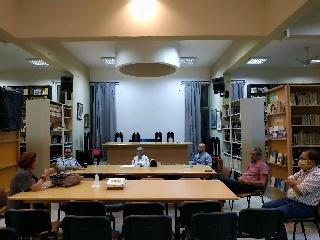 Τι αποφασίστηκε για την Παπαχριστοπούλειο Δημοτική Βιβλιοθήκη Αμαλιάδας