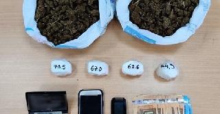 Συνελήφθη στον Πύργο διακινητής ναρκωτικών