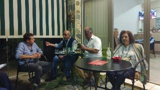 Επίσκεψη κλιμακίου του ΣΥΡΙΖΑ στην Τοπική Κοινότητα Αγίου Δημητρίου