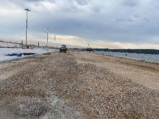 Έργα ανάπλασης και αναβάθμισης του λιμανιού της Κυλλήνης