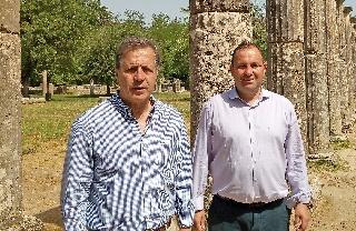 Συγκροτήθηκε Επιτροπή Τουριστικής Ανάπτυξης και Προβολής στο Δήμο Αρχαίας Ολυμπίας