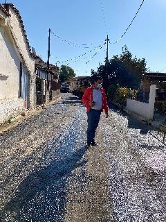 Δήμος Ανδραβίδας-Κυλλήνης: Έργα ασφαλτοστρώσεων στη Μυρσίνη