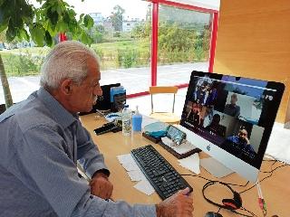 Τηλεδιάσκεψη Γ. Λυμπέρη – Τ. Αντωνακόπουλου για την υγεία στην Ηλεία