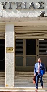 O Δημήτρης Κωνσταντόπουλος ζήτησε την προσωπική παρέμβαση Κικίλια για λύσεις στο Νοσοκομείο Αμαλιάδας !