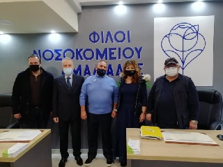 Οργανώνεται  και δυναμώνει ο  Σύλλογος Φίλων Νοσοκομείου Αμαλιάδας
