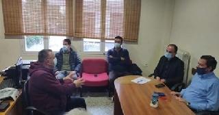 Σύσκεψη για την διαχείριση των γεωργικών αποβλήτων στον Δήμο Ανδραβίδας - Κυλλήνης
