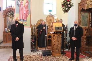 Εορτασμός του Πολιούχου Αμαλιάδας Αγίου Αθανασίου