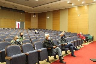 Με τη νέα της σύνθεση συνεδρίασε η Εκτελεστική Επιτροπή του Δήμου Ήλιδας