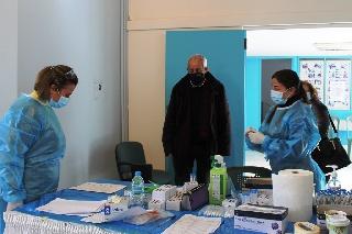 Δωρεάν rapid test, το πρωί της Δευτέρας, στη Δημοτική Βιβλιοθήκη Αμαλιάδας