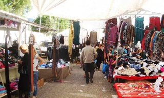 Η Λαϊκή Αγορά Αμαλιάδας θα λειτουργήσει το Σάββατο για πωλητές αγροτικών και βιομηχανικών προϊόντων