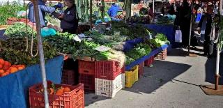 Δήμος Ήλιδας: «Η Λαϊκή Αγορά Αμαλιάδας θα λειτουργήσει  το Σάββατο 6 Μαρτίου μόνο για αγροτικά προϊόντα»