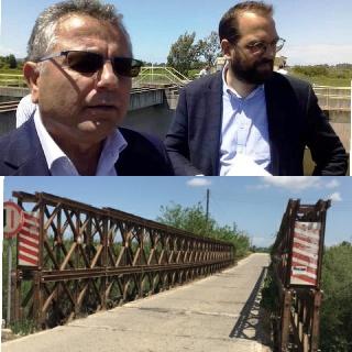 Σημαντικά βήματα για κατασκευή νέας γέφυρας στην Αγία Μαύρα