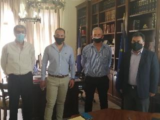 ΔΗΜΟΣ ΠΥΡΓΟΥ:  Ορκίστηκαν τρεις νέοι αυτοδιοικητικοί