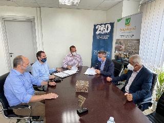 Υπογραφή προγραμματικής συμφωνίας για την υποστήριξη λειτουργίας του Εδαφολογικού Εργαστηρίου Δυτικής Ελλάδας στην Αμαλιάδα