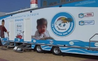 Προληπτική οδοντιατρική για τα παιδιά - μαθητές του Δήμου Δήμου Ήλιδας