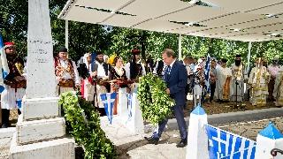 Γιορτάστηκαν τα 200 χρόνια από τη μάχη στο Πούσι για την άλωση του Λάλα