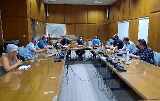 Έκτακτη συνεδρίαση Σ.Ο.Π.Π Π.Ε Ηλείας, λόγω υψηλού κινδύνου πυρκαγιάς